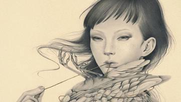Ozabu - Untitled - Image courtesy of Thinkspace Gallery