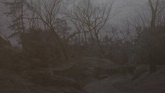 Pan Jian - At The End of the Road There Is Aurora (detail), photo via 10chancerylanegallery com
