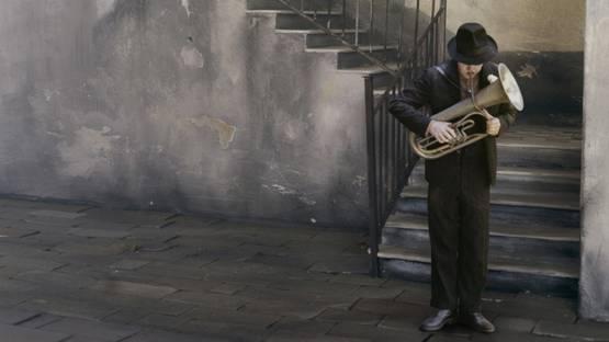 Paolo Ventura - Behind the Walls #4, 2011 (detail)