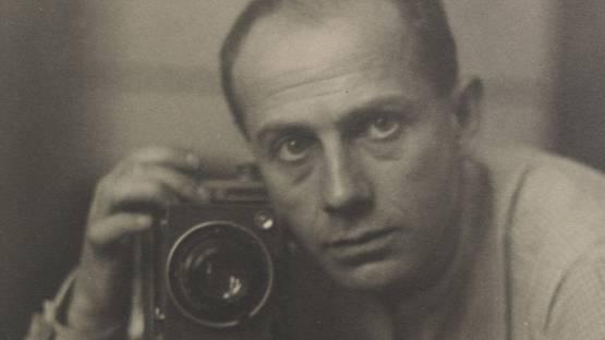 Paul Citroen - Self-portrait, image credits Paul Citroen - Artist Rights Society (ARS), New York - Pictoright, Amsterdam