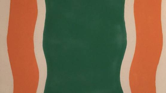 Paul Feeley - Ancha, 1963 (detail)