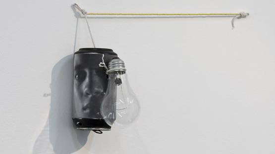 Paul Lee, Untitled (Can Sculpture), 2011