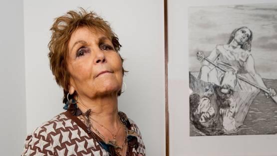 Paula Rego - portrait - image via magsapopt