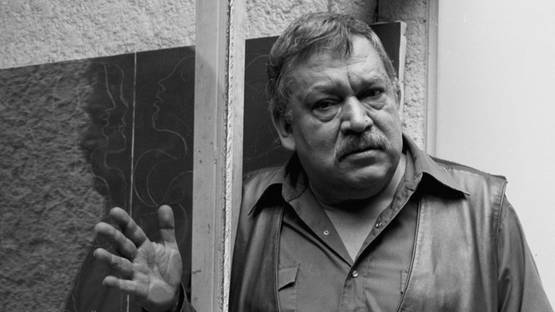 Pedro Coronel - Photo of the artist - Image via pinterest
