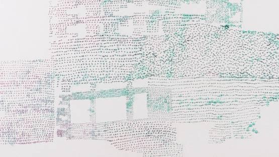 Pedro Gomes - Untitled (detail) - image via veritasleiloescom