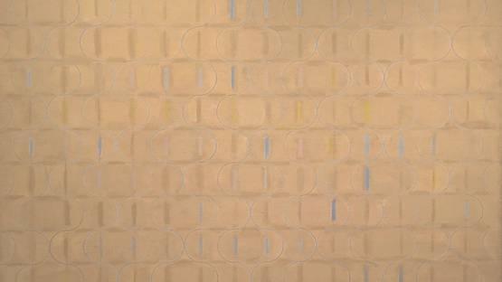 Perle Fine - A Wave Within a Wave Within a Wave, c 1974 (detail)