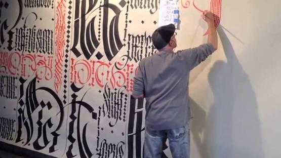 Peter Greco aka Toltec - artist - photo credits - youtube