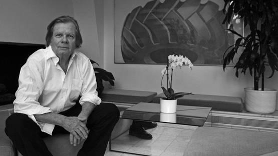 Peter Stampfli - Artist portrait, 2008, Image copyright Michel Lunardelli