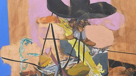 Peter Stauss - Dutch Master, 2015 (detail)