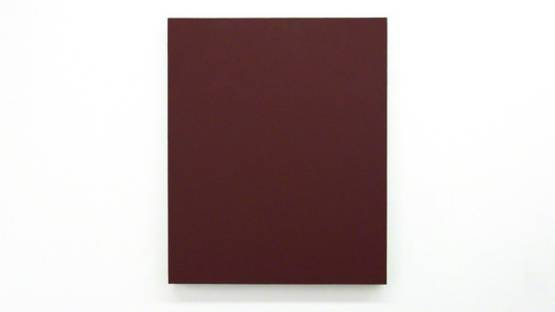 Phil Sims - Untitled Red, Catalogue 570, 2005