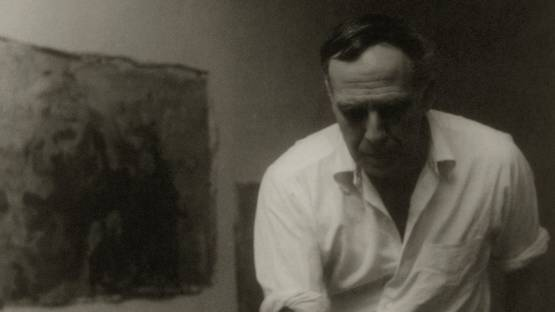 Philip Guston - portrait (detail) - photo credits Arthur Swoger, copyright of The Estate of Philip Guston, courtesy of Hauser & Wirth