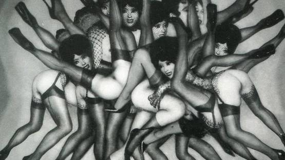 Pierre Molinier - Grand Melee (detail), late 1960s