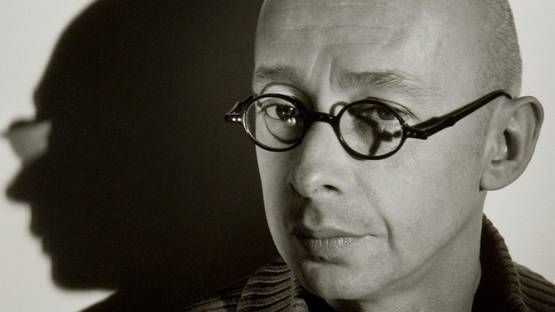 Pierre Radisic - portrait, photo credits of Martine Ehmer Gallery