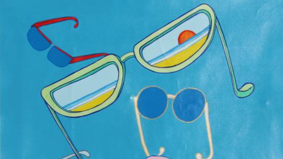 Pietro Bulloni - Sunglasses, 2010 (detail)