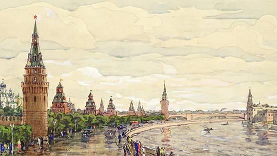 Porderenkof - Moscow