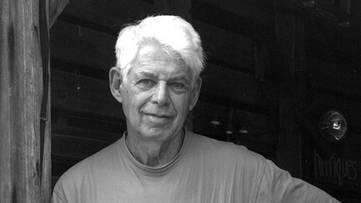 Portrait of Wolf Kahn - image courtesy of the artist