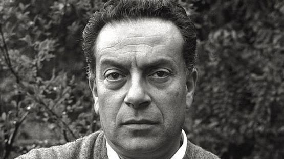 Renato Guttuso - portrait, photo credits Mondadori