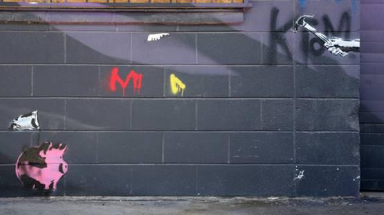 Rene Gagnon - Street Art 158