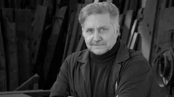 Ricardo Pascale - Portrait of the artist