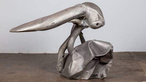 Richard Hunt - Tubing Form, 1966