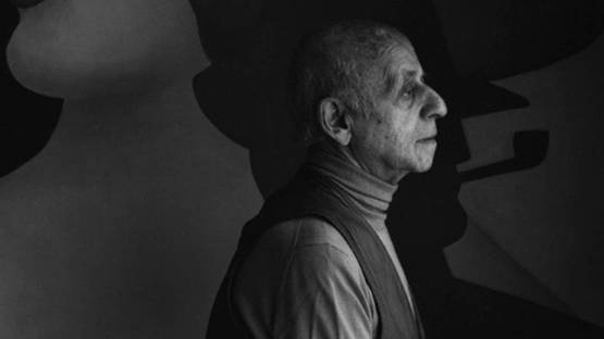 Richard Lindner by Arnold Newman
