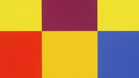 Richard Paul Lohse - Untitled, 1981 - Image via tate