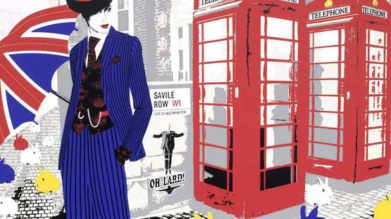 Richard Ryan - London, 2010 (detail)