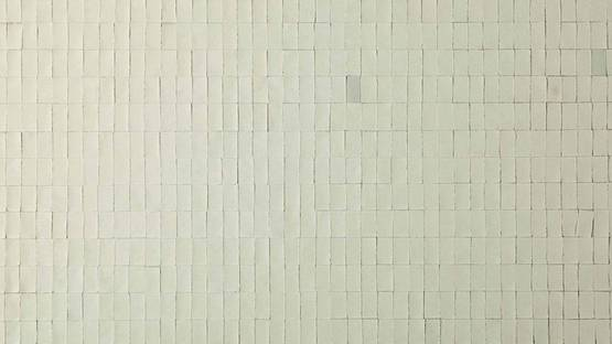 Robert Courtright - Untitled (white) - detail