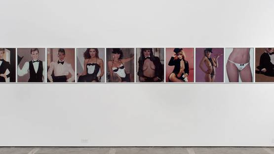 Robert Heinecken - Tuxedo Striptease - 1984