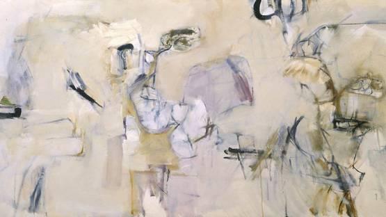Robert Medley  - Figuration on White, 1963 - Image via tateorguk