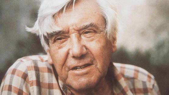 Roberto Matta - Photo of the artist - Image via globalarttraderscom