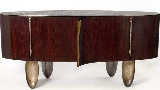 Roma Cabinet by Achille Salvagni at Maison Gerard - image courtesy of CB Inside Out