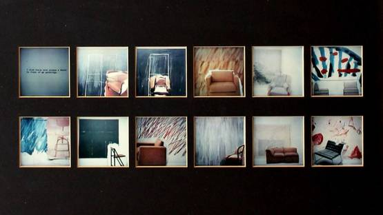 Ronald in 't Hout - I Wish There Was Always a Chair, 1979