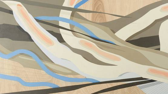 Ruben Aguirre - Casual Crossfire (detail), 2014 - image courtesy of Matthew Rachman Gallery
