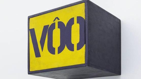 Rubens Gerchman - Voo, 1968 (detail)