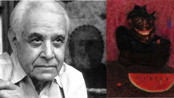 Rufino Tamayo, The Watermelon Eater, 1949
