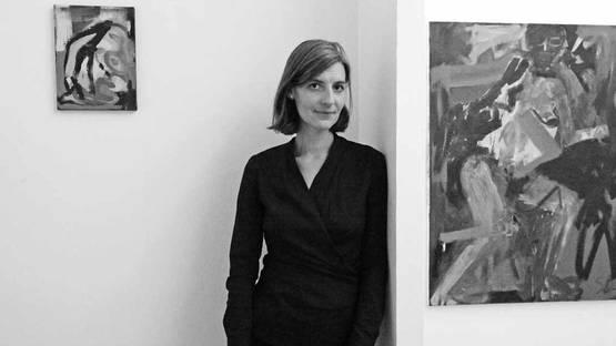 Sadie Laska - artist, photo credits Michel Lunardelli
