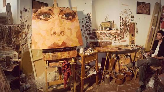 Santiago Paulos - Portrait of the artist