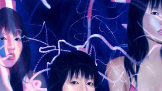 Saori Nakamishi - Deep Sea (detail), 2009, copyrights artist