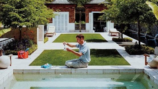 Scott McFarland - Analyzing, Ryan Otto Conducts Water Test, 2003 (detail)