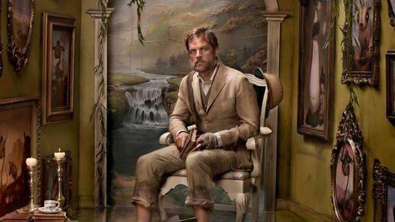 Scott Musgrove - The Last Good Man (detail) - photo by Ransom & Mitchell - 2012