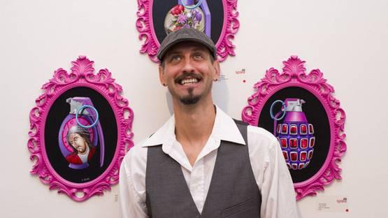 Scott Scheidly - artist
