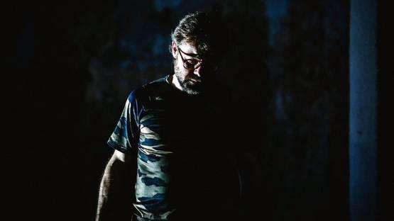 Sebastien Preschoux - Portrait of the artist - Image courtesy of the artist