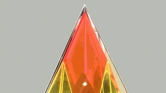 Seda Saar - Prismatic, ca 2018 (detail)