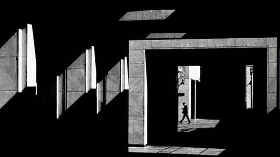Serge Najjar - Zebra Path, 2012 (detail)