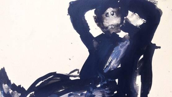 Shaun Ellison - Selfportrait (detail)