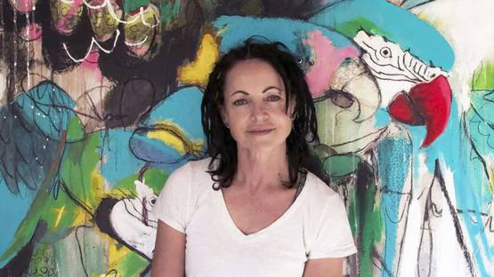 Shelley Cornish - portrait