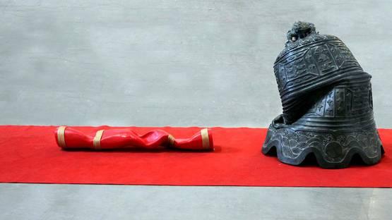 Shi Ningfang - Bell, 2010 - image courtesy of Magda Danysz Gallery