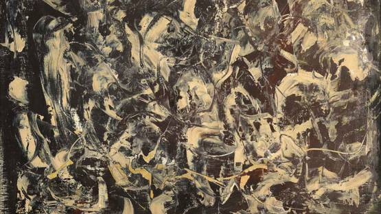 Shirley Goldfarb - Untitled, 1963 (detail)