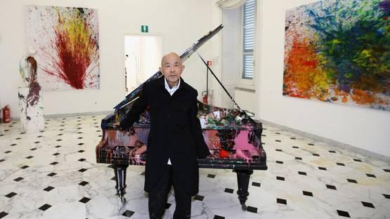 Shozo Shimamoto - profile